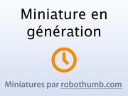 screenshot http://www.la-salamandre.net compagnie de marionnettes