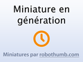 Capture du site http://www.le-royaume-feerique.com